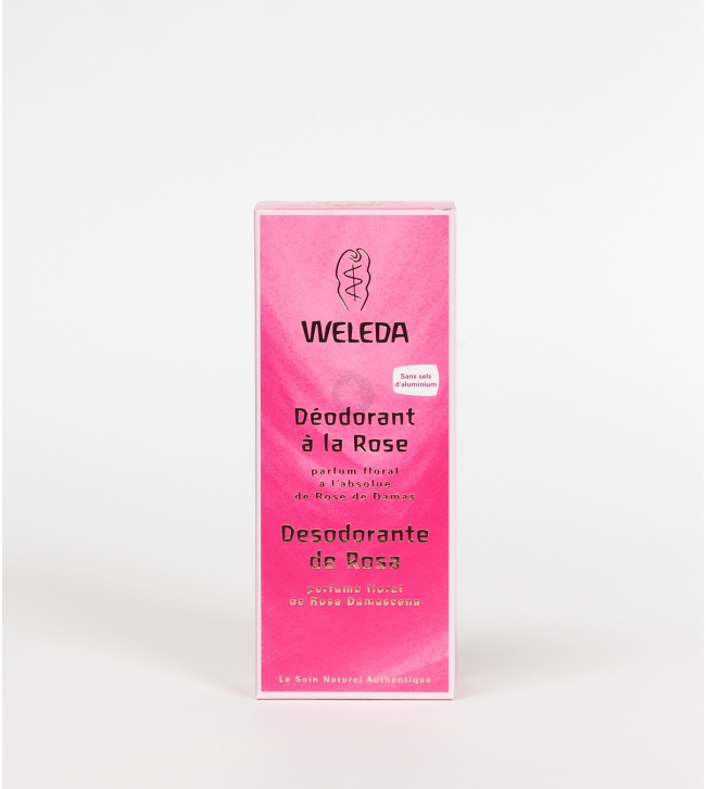 Déodorant rose spray - 100ml