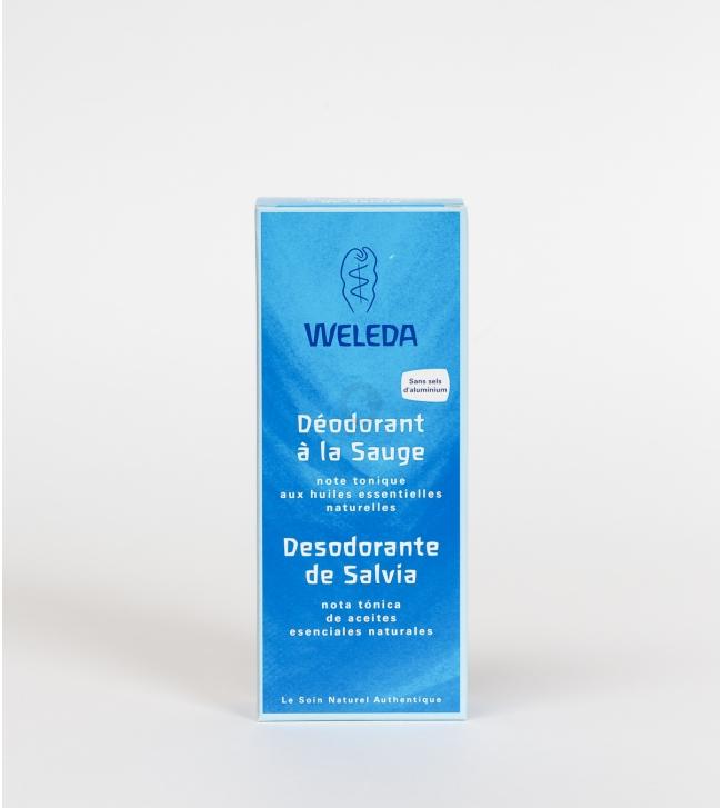 Déodorant sauge spray - 100ml